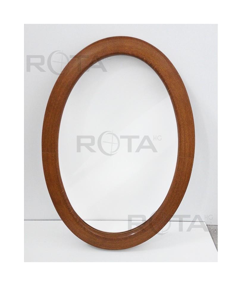 Fen tre ovale fixe 580x920 ch ne dor for Fenetre ovale oreille