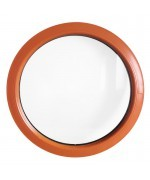 Fenêtre ronde fixe PVC oeil de boeuf en couleur RAL