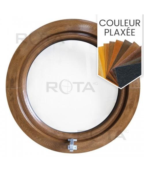Fenêtre ronde à l'italienne PVC en couleur oeil de boeuf