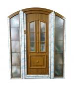 Portes d'entrée PVC - 1